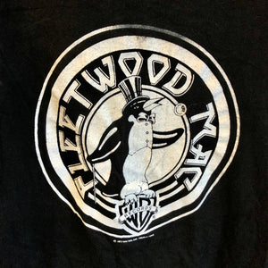 1977 Fleetwood Mac Warner Brothers Records Winterland Promo Shirt