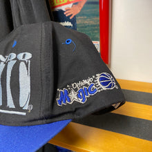 90s Orlando Magic Logo 7 Snapback Hat
