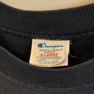 80s Coast Guard Academy Champion Reverse Weave Sweatshirt