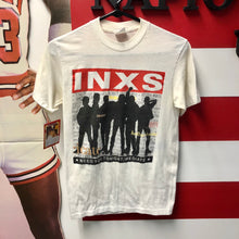 1987 INXS 'Need You Tonight/Mediate' Kick Tour Shirt