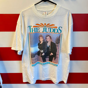 1991 The Judd's Farewell Tour Shirt