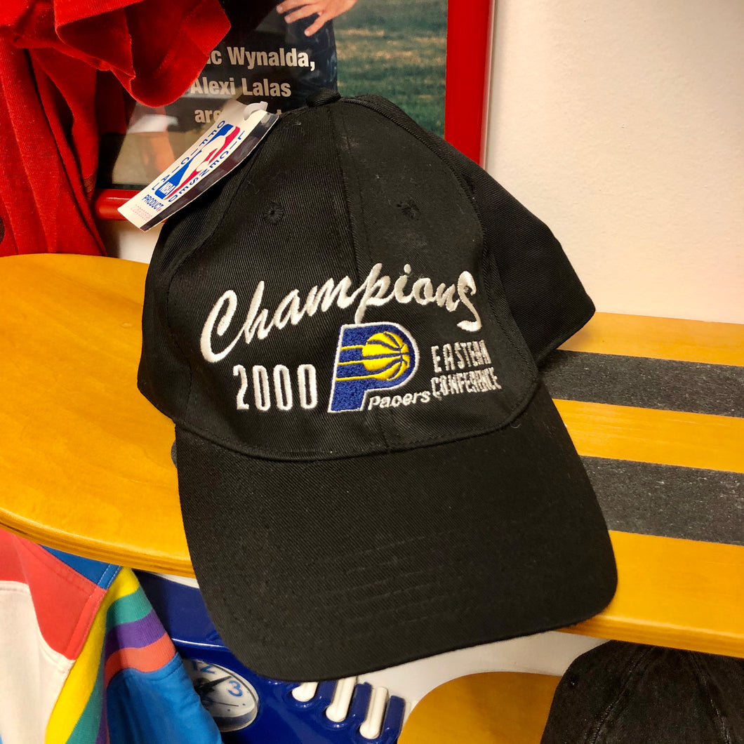 2000 Pacers Eastern Conference Champions Hat