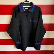 90s Boss USA 1/4 Zip Sweatshirt