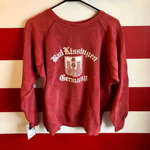 70s Bad Kissingen Germany Sweatshirt