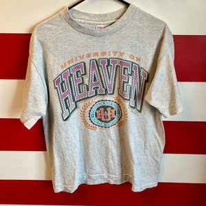 90s University Of Heaven Shirt