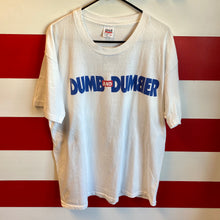 90s Dumb and Dumber Movie Promo Shirt
