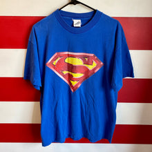 90s Superman Logo Warner Bros Shirt
