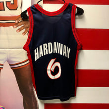 1996 Penny Hardaway Team USA Olympic Basketball Champion Jersey