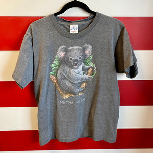 90s Koala No Tree No Me Shirt