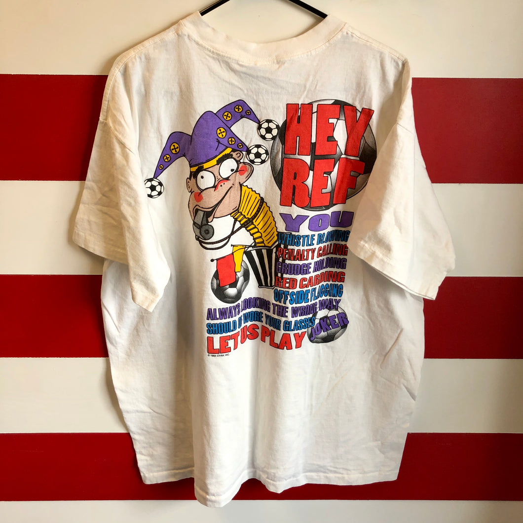1994 Hey Ref You Joker Soccer Shirt