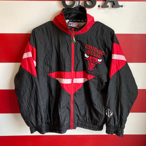 90s Chicago Bulls Windbreaker