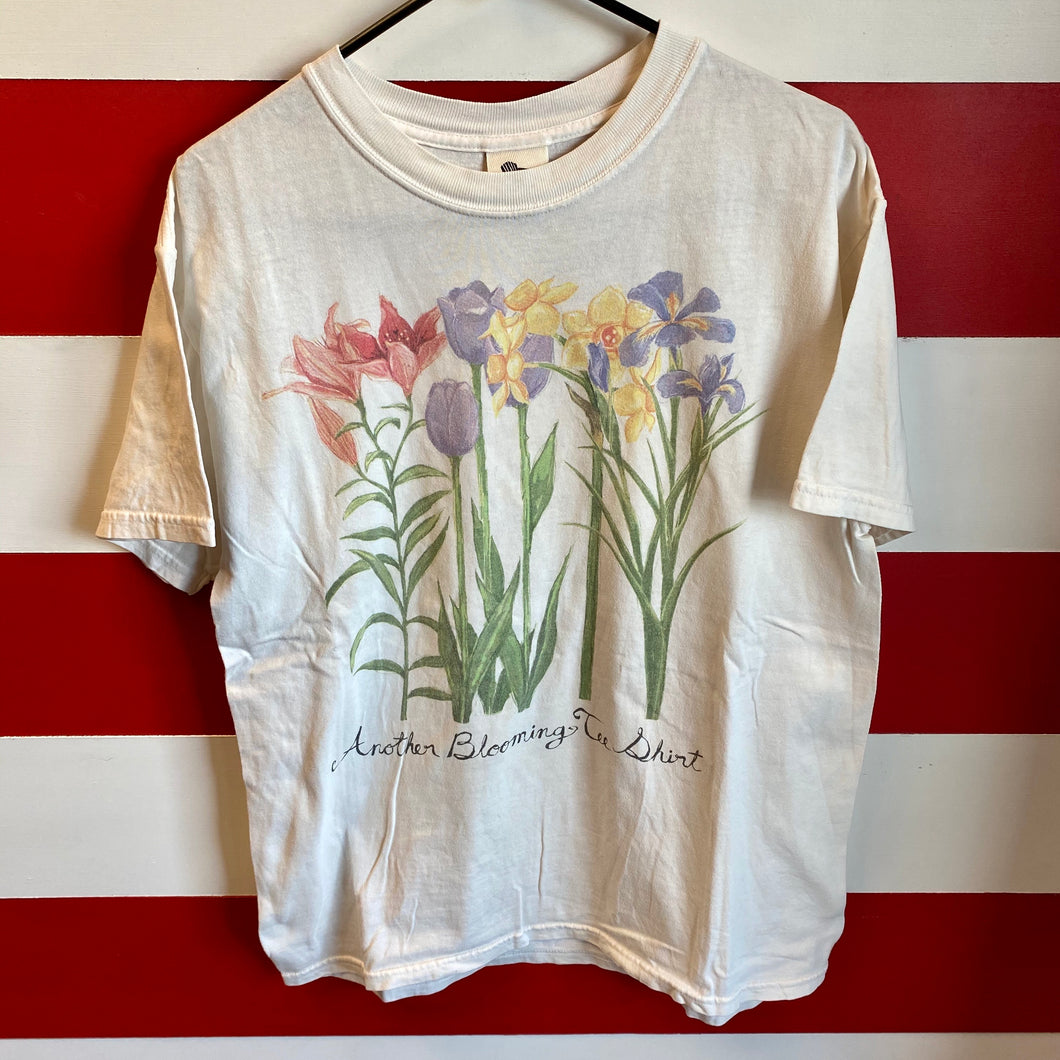 Early 2000s Another Blooming Tee Shirt