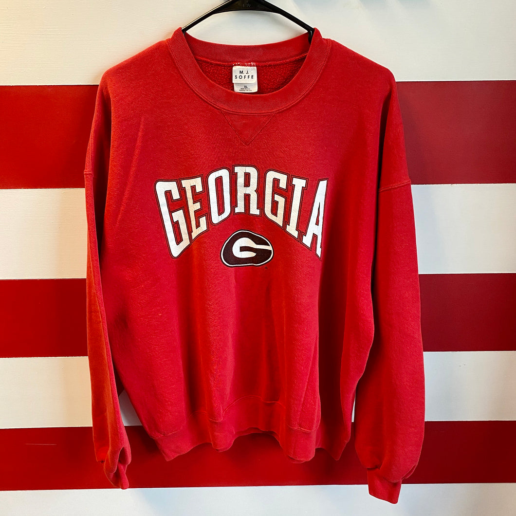 90s University Of Georgia Sweatshirt