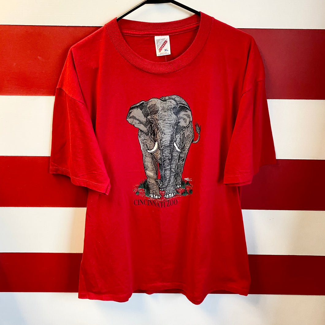 90s Cincinnati Zoo Elephant Shirt