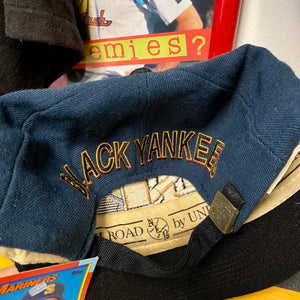 90s New York Black Yankees Negro League Baseball Strapback Hat