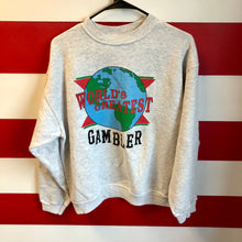 90s Worlds Greatest Gambler Sweatshirt
