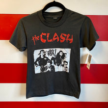 80s The Clash Sandinista Tour Shirt