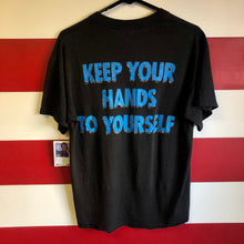 1988 The Georgia Satellites 'Keep Your Hands To Yourself' Promo Shirt