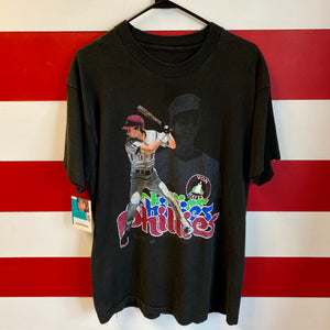 90s Phillies Von Hayes Salem Sportswear Shirt