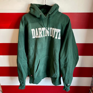 90s Dartmouth Hooded Sweatshirt