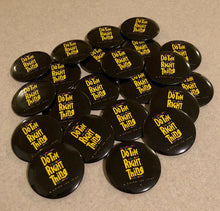 1989 Spike Lee 'Do The Right Thing' Buttons