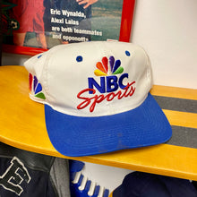 90s NBC Sports Sports Specialties Snapback Hat