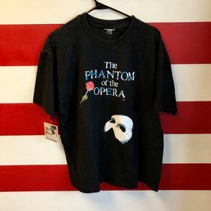 1986 Phantom of the Opera Promo Shirt