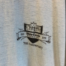 1991 White Castle 70th Anniversary Shirt