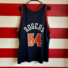 90s Denver Nuggets Rodney Rogers Champion Jersey