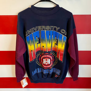 90s University of Heaven Sweatshirt