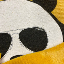 90s Panda Pop Killer Bleached Sweatshirt