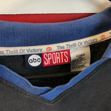 90s ABC Wide World of Sports Collared Sweatshirt