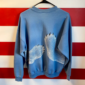 90s Polar Bear Hug Sweatshirt