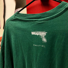 90s Koruption Clothing Gun Dissection Shirt