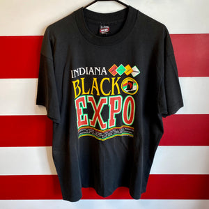 90s Indiana Black Expo 'African American Family Summit' Shirt