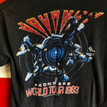 1983 Journey 'Frontiers' World Tour Shirt