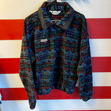 90s Columbia Aztec Fleece Jacket
