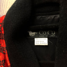 90s Hermès Style Carriage Logo Co Co Brand Silk Bomber Jacket