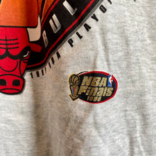 1996 Chicago Bulls Eastern Conference Champs NBA Finals Pro Player Shirt