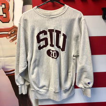 90s Southern Illinois University #20 Champion Reverse Weave Sweatshirt