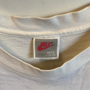 90s Nike Just Do It Grey Tag Shirt