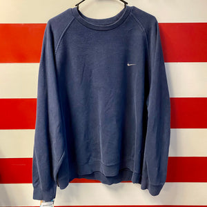 Early 2000s Nike Mini Swoosh Sweatshirt