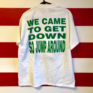90s House of Pain 'Fine Malt Lyrics' Jump Around Shirt