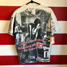 1992 John Mellencamp 'Whenever We Wanted' The Tour All Over Print Shirt