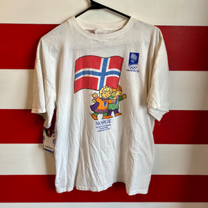 1994 Lillehammer Winter Olympics Shirt