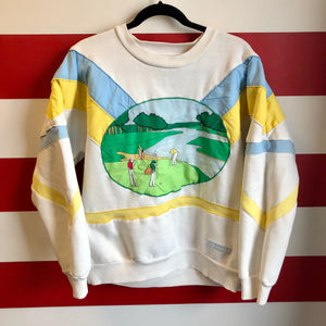 80s Adidas The Hills Classic 'The 13th Your Waterloo' Sweatshirt