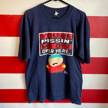 1998 Cartman 'You're Pissin Me Off' South Park Shirt
