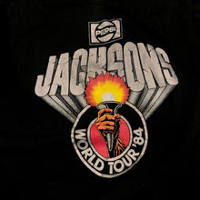 1984 Jacksons World Tour Pepsi Screen Stars Shirt