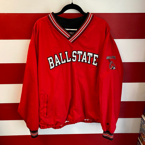 90s Ball State Champion Windbreaker