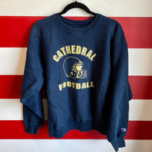 90s Cathedral Football Champion Reverse Weave Sweatshirt